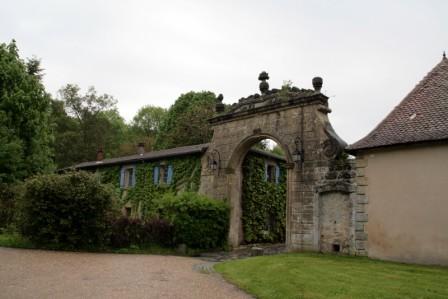 Villers Bettnach abbaye