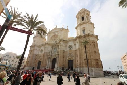 Cadix 22 04 la cathédrale